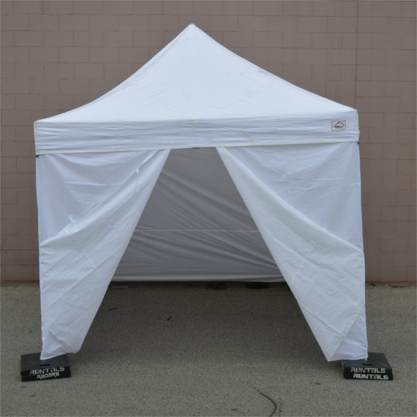 Pop-Up-Tent-Walls-Attatched & Pop-Up Tent Wall (Zipper) - Radars Rentals